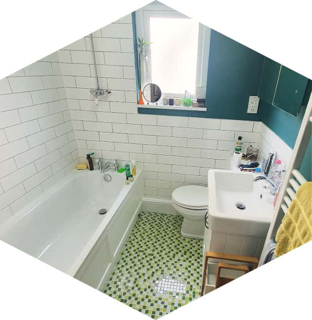 Bathroom fitters in Bristol / CUBE Contractors
